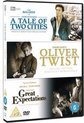 Great Expectations  (Sp/Edit) / Oliver Twist (Sp/Edit) / A Tale Of Two C