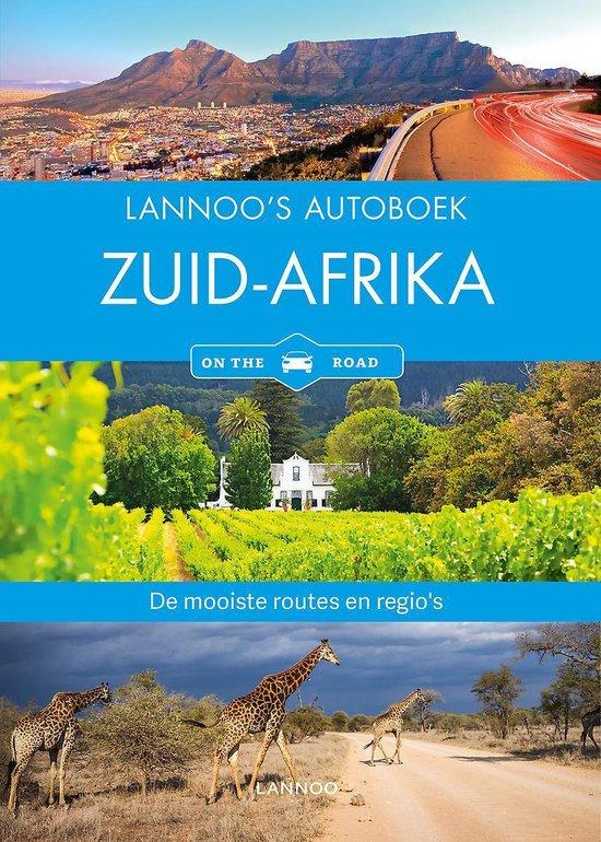 Lannoo's autoboek - Zuid-Afrika on the road - Karin Rometsch |