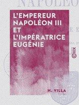 L'Empereur Napoléon III et l'Impératrice Eugénie - Au concours régional d'Orléans, le 10 mai 1868