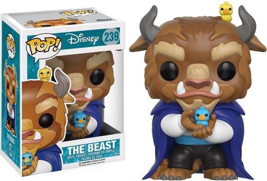 Pop! Disney: Beauty And The Beast - Winter Beast