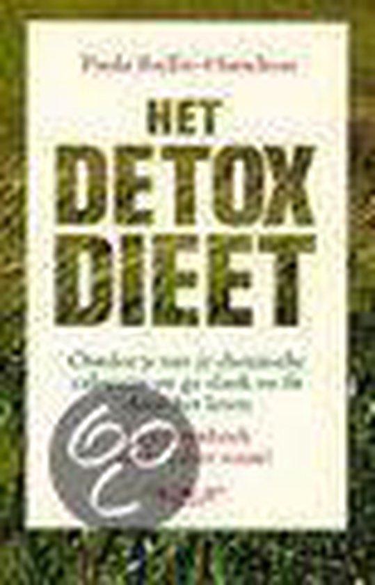 Het Detox-Dieet - Paula Baillie-Hamilton   Fthsonline.com