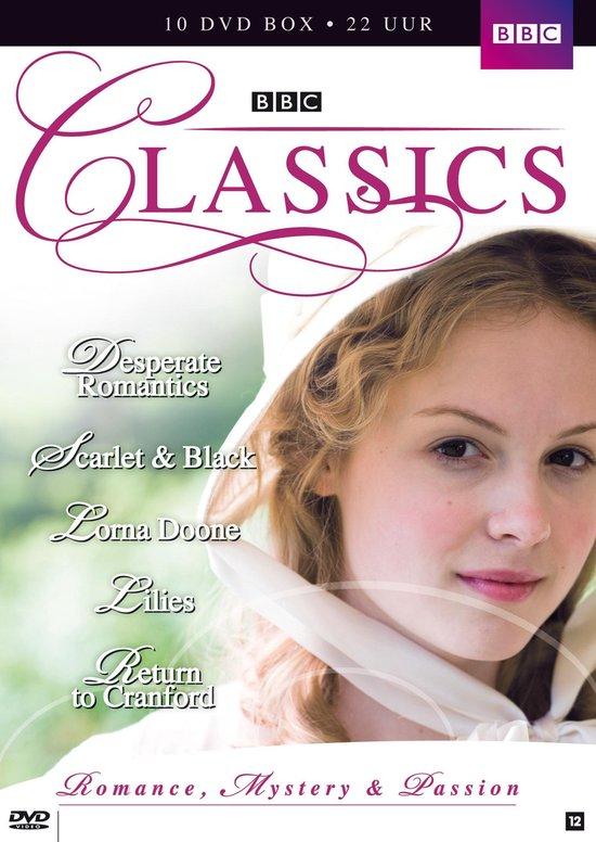 Cover van de film 'BBC Classics'