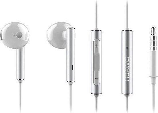 Afbeelding van Huawei stereo headset - 3.5mm semi-in-ear - wit