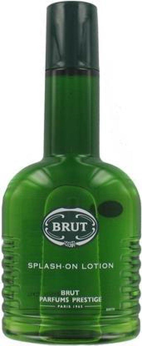 Brut Splash-on Original - 200 ml - Aftershave Lotion - Brut