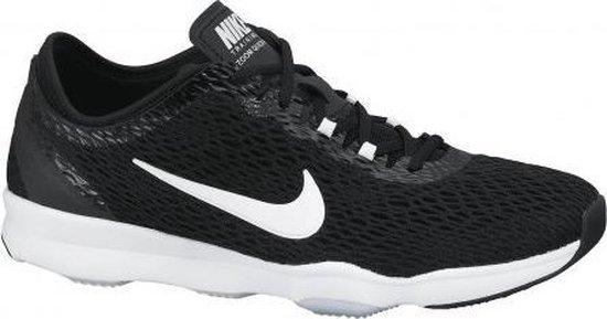 Nike WMNS Zoom Fit zwart fitness schoenen dames