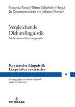 Vergleichende Diskurslinguistik. Methoden und Forschungspraxis
