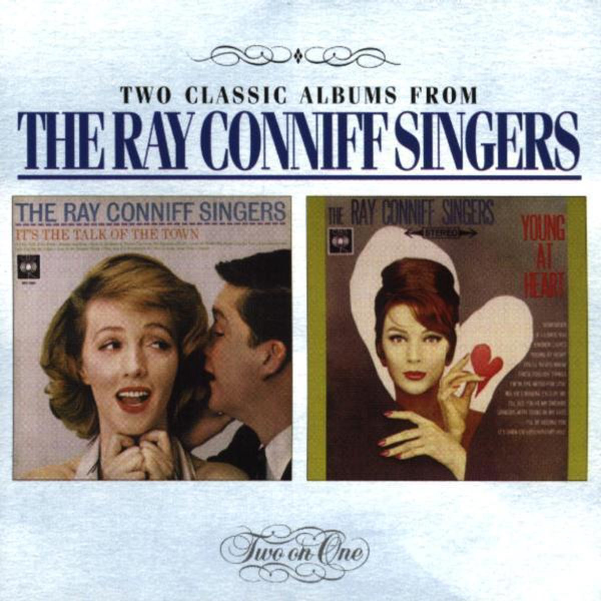 It's The Talk Of The Town/Young At Heart - Ray Conniff