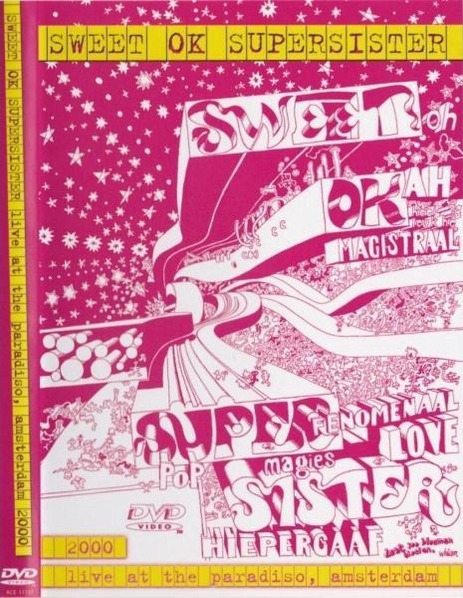 bol.com   Supersister - Sweet Ok / Live At The Paradiso