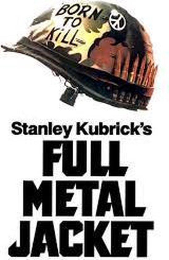 Cover van de film 'Full Metal Jacket'