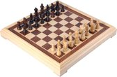 Longfield Games Schaakspel Hout