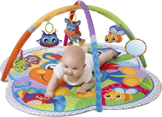 Playgro Speelkleed Clip Clop Muzikale Activity Gym