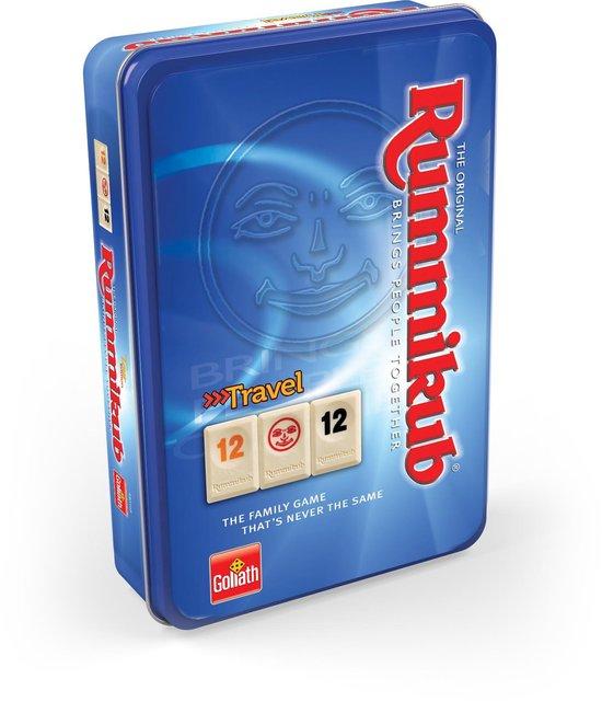 Afbeelding van Rummikub in blik - Reiseditie
