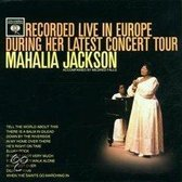 Recorded in Europe During Her Latest Concert Tour