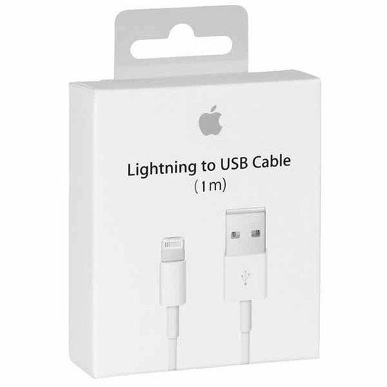 USB kabel naar lightning - 1 meter