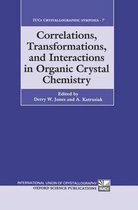 Correlations, Transformations, and Interactions in Organic Crystal Chemistry