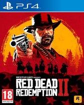 Cover van de game Red Dead Redemption 2 - PS4