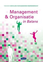 Management & organisatie in balans havo/vwo