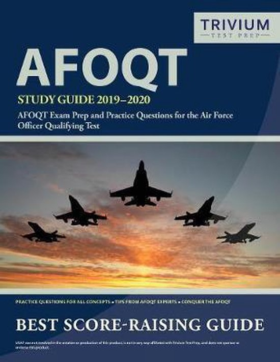 AFOQT Study Guide 2019-2020