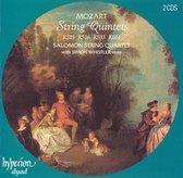 Mozart: String Quintets / Salomon Quartet, Whistler