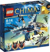 LEGO Chima Eris' Eagle Interceptor - 70003