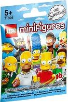 LEGO Minifiguren De Simpsons Serie - 71005 -  1 stuks - Multi
