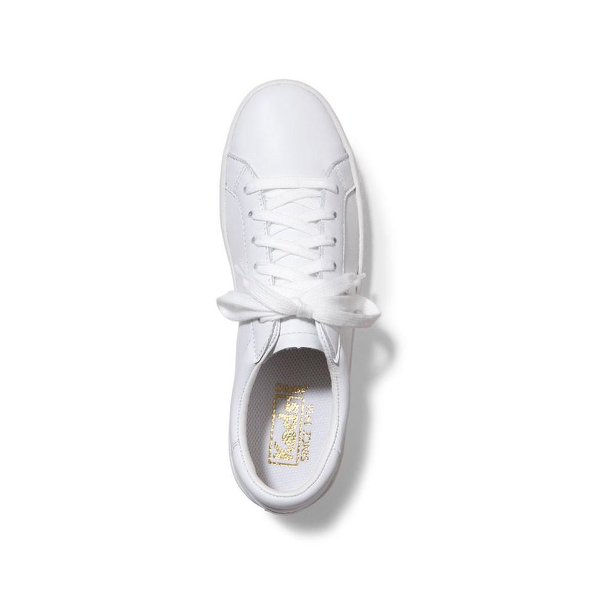 Ace Leather White Sneakers