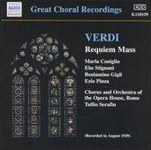 Verdi: Requiem Mass / Serafin, Caniglia, Stignani, Gigli, Pinza et al
