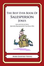 The Best Ever Book of Salesperson Jokes