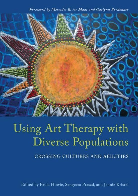 Boek cover Using Art Therapy with Diverse Populations van Louis Tinnin (Onbekend)
