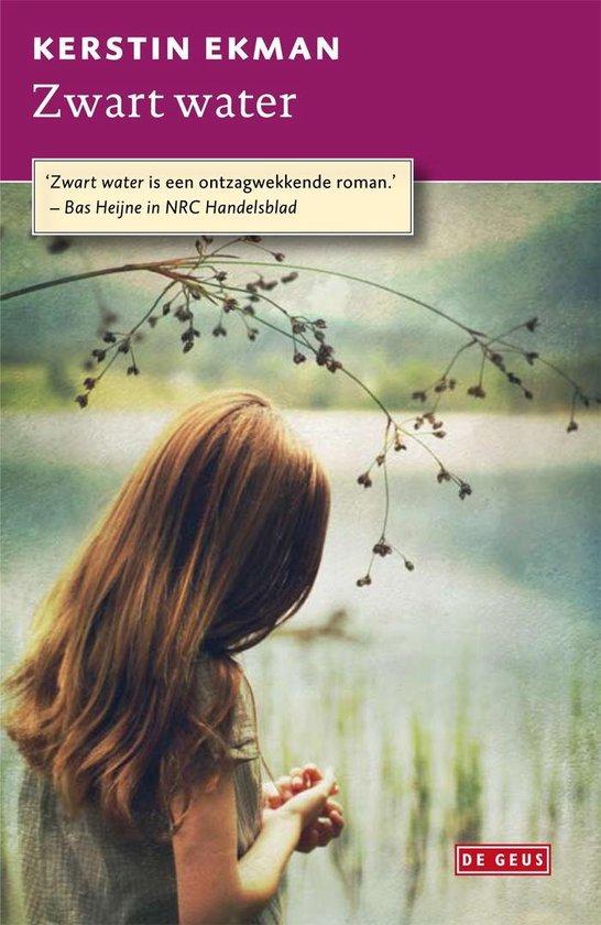 Zwart water - Kerstin Ekman pdf epub