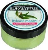 Herb Extract® Kruidenzalf met Eucalyptus Olie - 100ml - geschikt voor verkoudheid, reuma, beenpijn, migraine, spanning, pijn in gewrichten en pezen.
