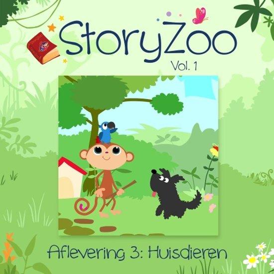 StoryZoo Vol. 1 3 - Huisdieren - Storyzoo |