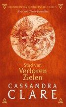 Boek cover Kronieken van de Onderwereld 5 -   Stad van verloren zielen van Cassandra Clare (Paperback)