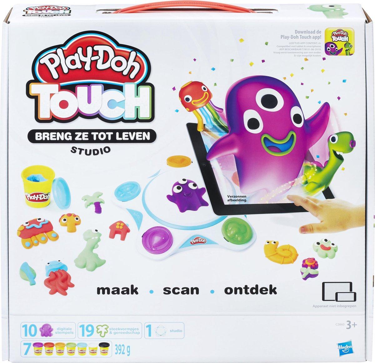 Play Doh Breng Ze Tot Leven Studio Klei Speelset