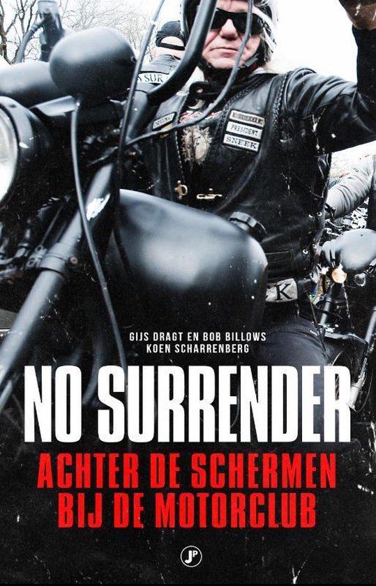 Boek cover No Surrender van Koen Scharrenberg (Paperback)