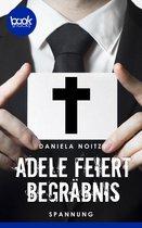 Adele feiert Begräbnis