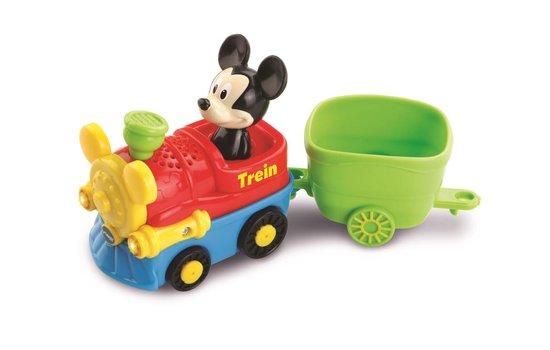 VTech Toet Toet Auto's Disney Edition Mickey's Treinstation - Speelset