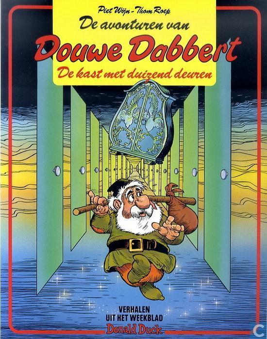 Douwe Dabbert - De kast met duizend deuren - 1993 - Thom Roep |