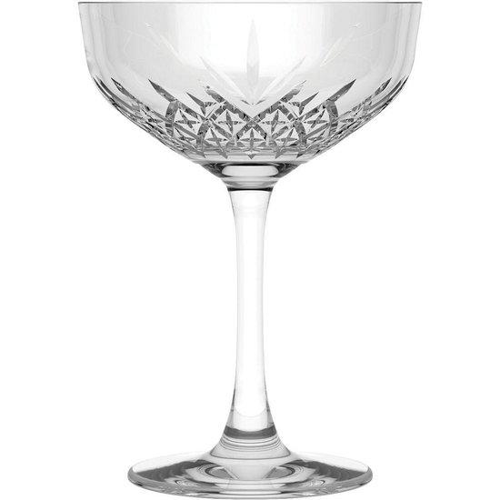 Pasabahce Coupe Champagneglazen - 270 ml - 2 stuks