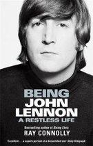 Omslag Being John Lennon