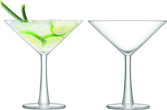 L.S.A. Gin Cocktailglas - 220 ml - Set van 2 Stuks