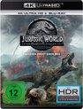 Jurassic World: Fallen Kingdom (2018) (Ultra HD Blu-ray & Blu-ray)