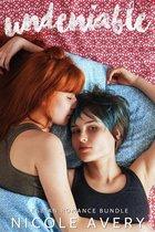 Undeniable: Lesbian Romance Bundle