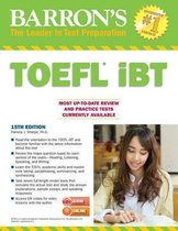 Boek cover Barrons TOEFL iBT with MP3 audio CDs van Pamela J. Sharpe (Paperback)