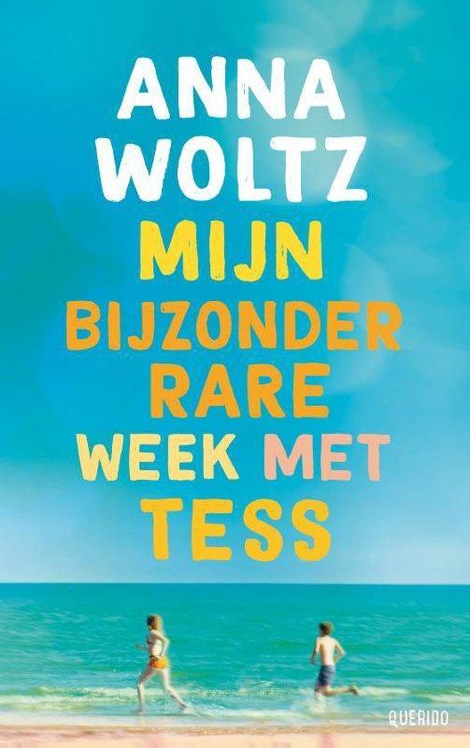 Boek cover Mijn bijzonder rare week met Tess van Anna Woltz (Paperback)
