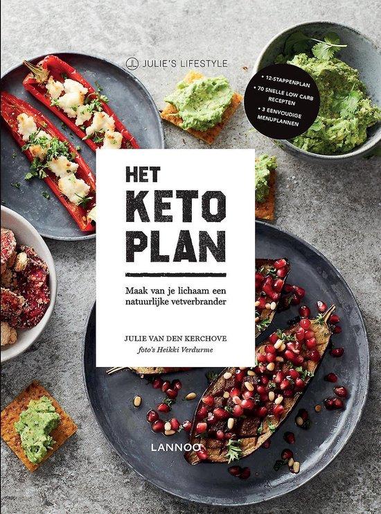 Het Keto-plan - Julie van den Kerchove |