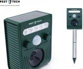 Pest Tech™ PT-22 Ultrasone Kattenverjager - Werkt