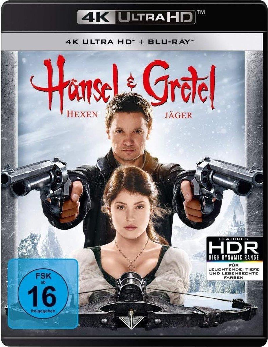 Hansel & Gretel: Witch Hunters (2012) (4K Ultra HD Blu-ray & Blu-ray)-