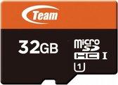 Team Group micro-SDHC, 32GB 32GB Micro SDHC flashgeheugen