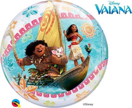 Disney Vaiana Bubbles Ballon 46cm
